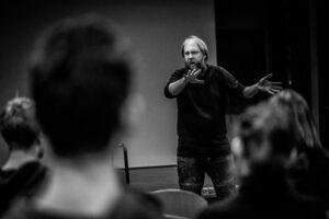 Paul Groos vertelt een verhaal